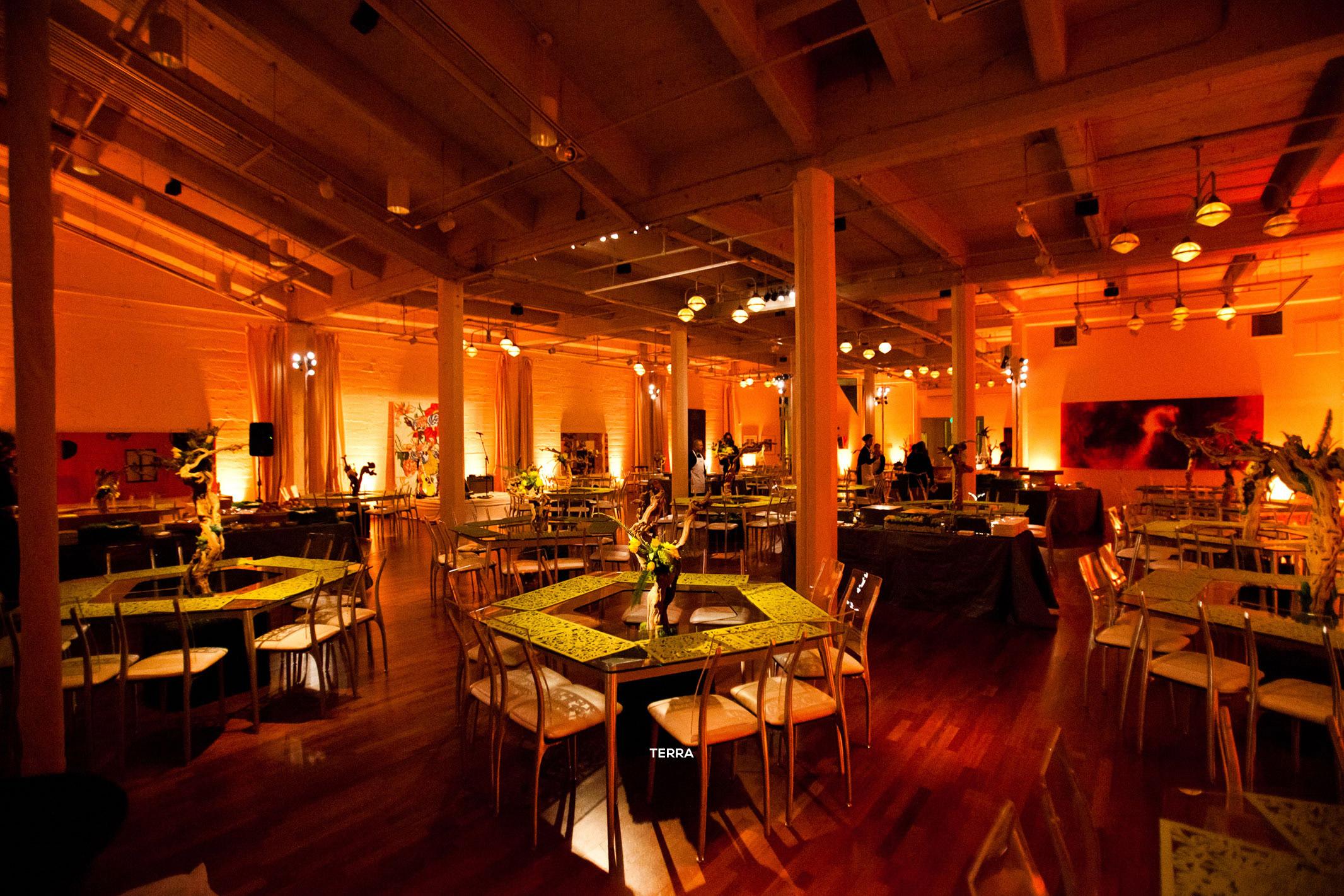 Contemporary elegant versatile terra gallery event venue junglespirit Images