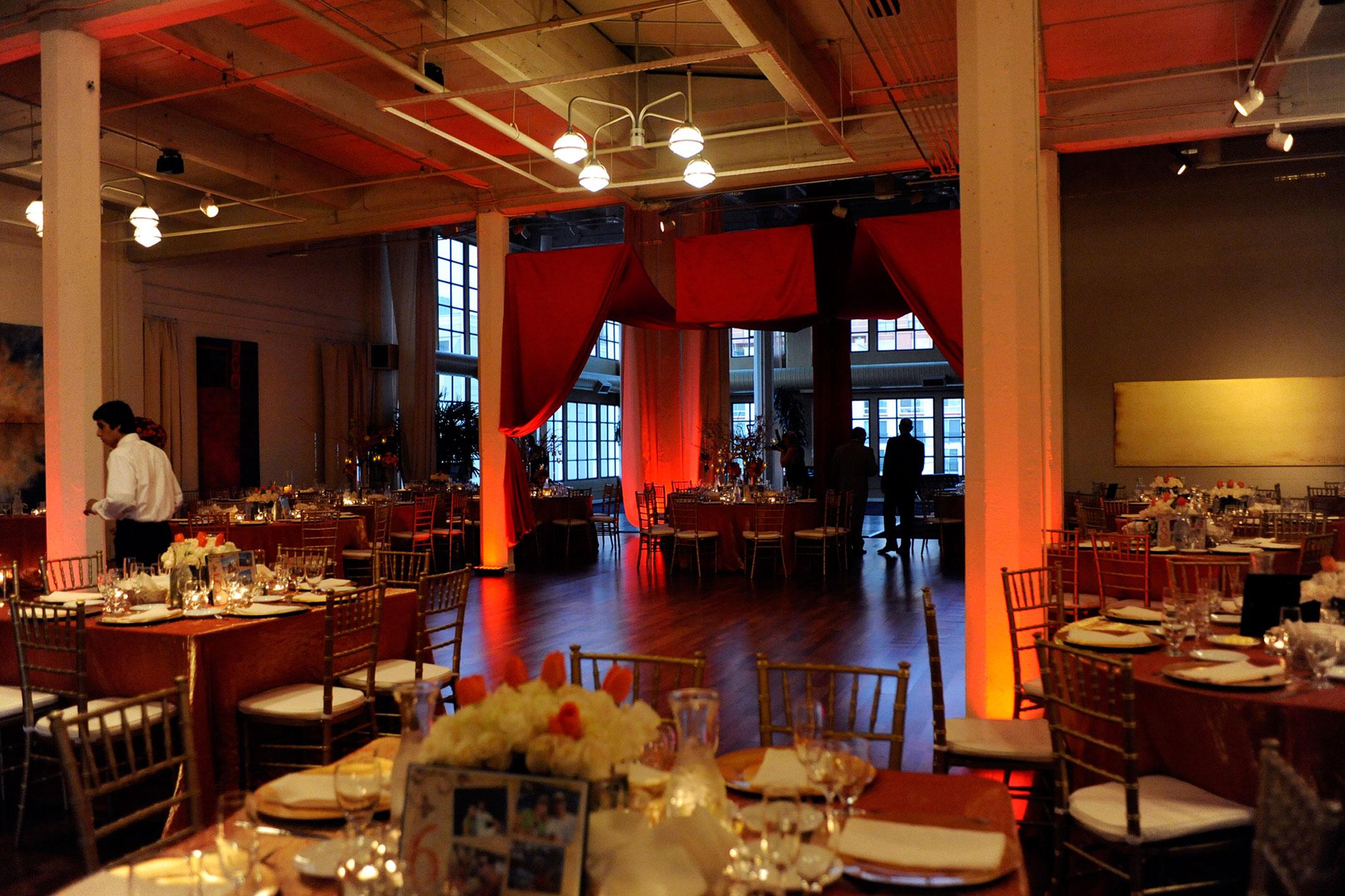 Terra Gallery An Amazing Event E San Francisco Venues Wedding