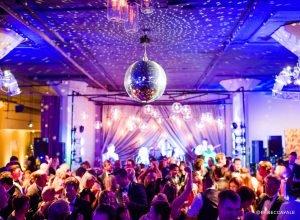 fancy dance party in Mer